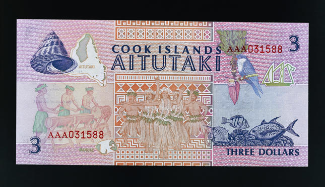 Cook Islands Dollar