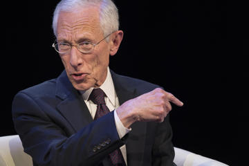 <p>Federal Reserve Vice Chair Stanley Fischer.</p>
