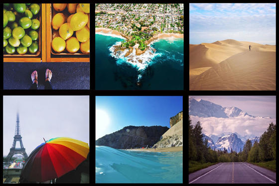 Slide 1 of 11: Best Travel Instagram Accounts