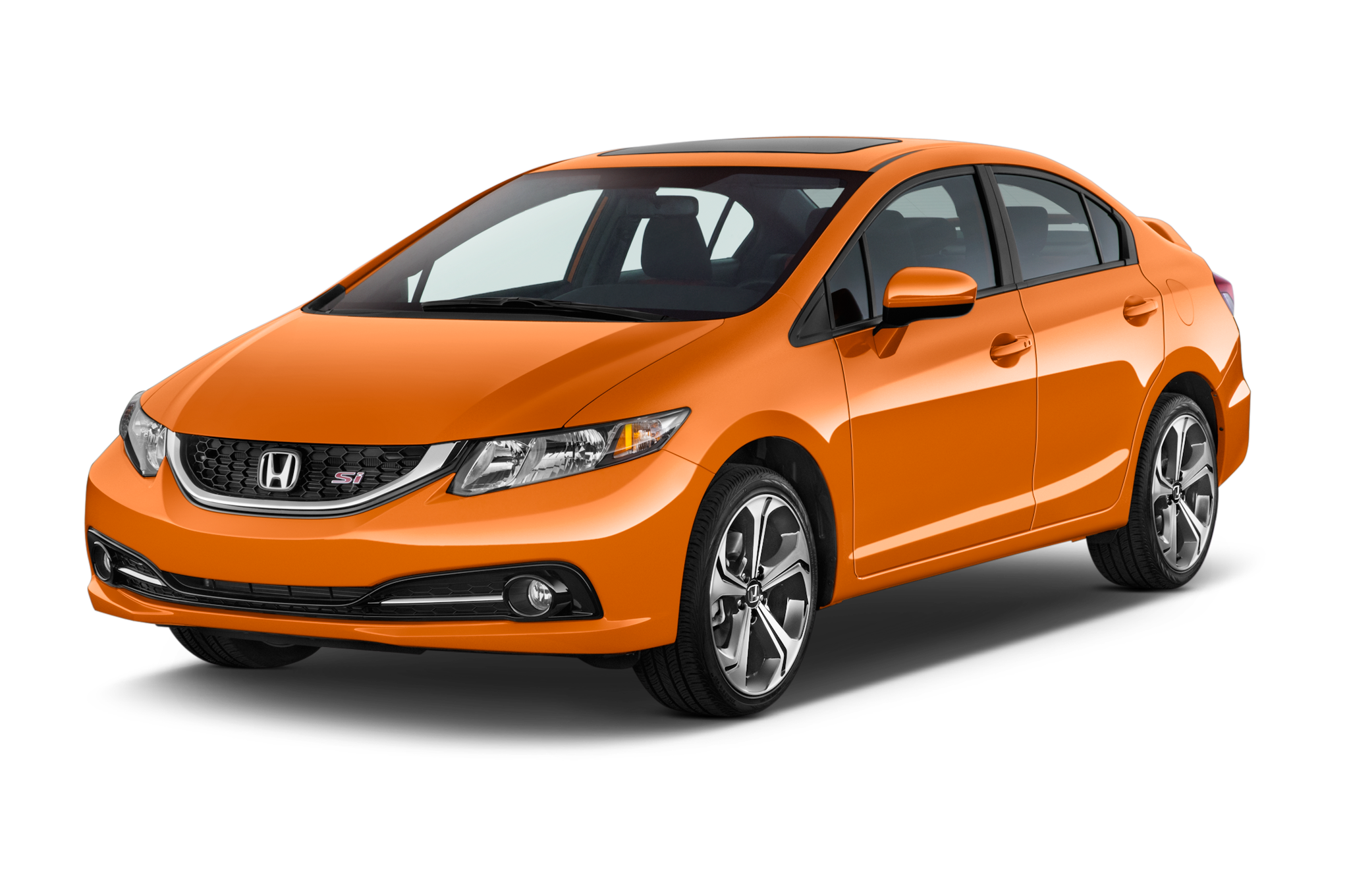 2014 honda civic si w navigation sedan specs and features for Honda civic features
