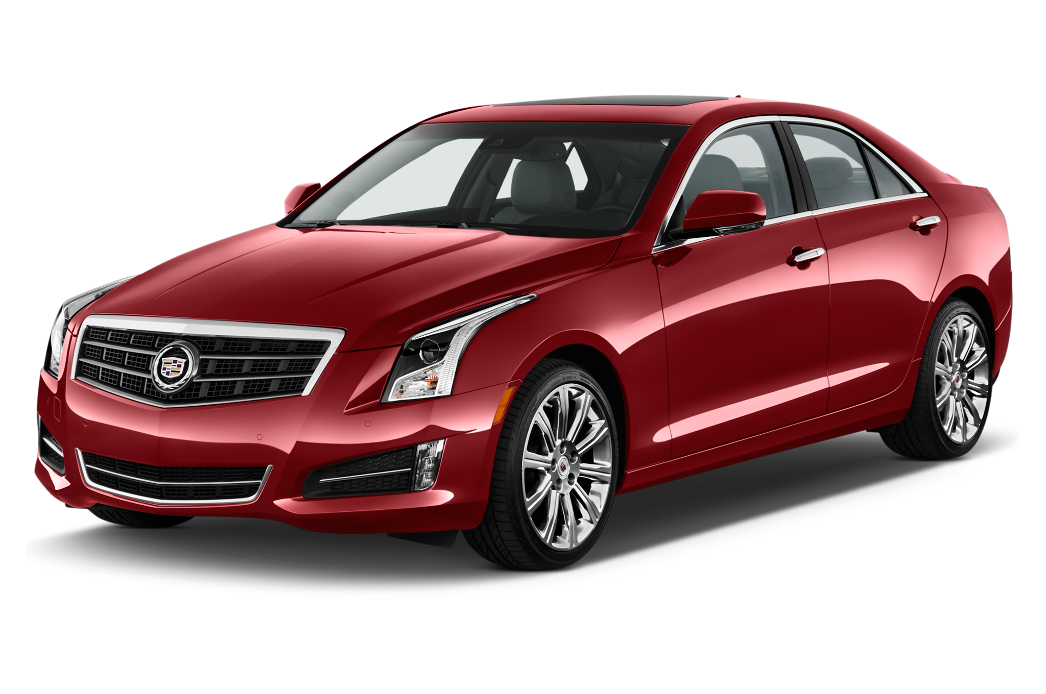 2014 Cadillac ATS 2.0T Luxury Collection AWD Specs and ...