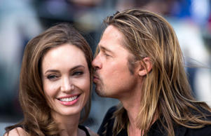 With Angelina Jolie receiving honorary damehood from Queen Elizabeth and Brad Pitt's latest movie Fury taking the box office by storm, Brangelina is one power packed couple of Hollywood.