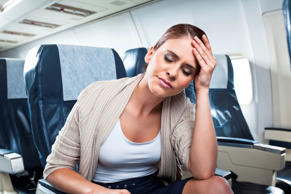 Being trapped in a confined space at high altitude can cause a bunch of negative symptoms.