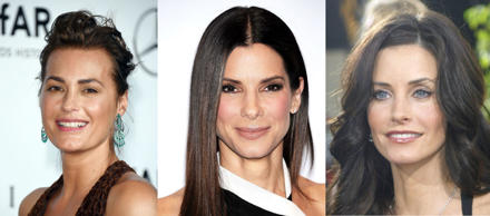 Sandra Bullock, Michelle Obama and Courtney Cox are some other role models who crossed the half century mark this year.