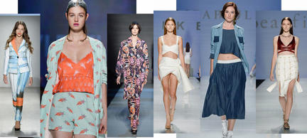 Key fashion trends for Spring 2015