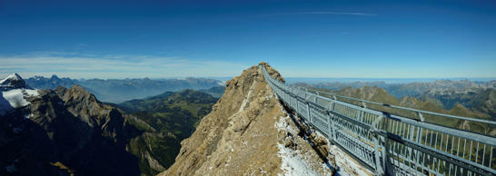 A spectacular hanging bridge, connecting two peaks opened recently in Gstaad, Switzerland. We take a look at it and a few others that are regarded as the most beautiful bridges in the world.