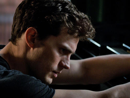 Slide 1 of 7: Fifty Shades of Grey: first look stills