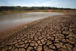 Reservoirs dry up and millions face water crisis as Brazil's largest city reels under an unprecedented drought, worst in over 80 years.