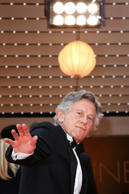 "Director Roman Polanski arrives for the screening of the film ""Saint Laurent,"" at the 67th Cannes Film Festival, May 17, 2014."