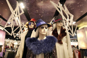 A representative picture of mannequins in the UK.