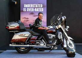 Harley-Davidson CVO Limited launched in India at Rs 49.23 lakh