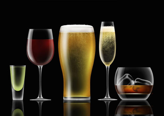 The Royal Society for Public Health (RSPH) said that too many people were unaware of the high calorie content of some alcoholic drinks they consume often. Let's take a look at some such drinks and compare them to the food with equivalent calories.