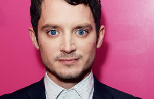 Elijah Wood attends the UK Premiere of 'Set Fire To The Stars' at Ham Yard Hotel in London.
