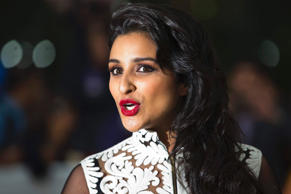 "File: Indian actress Parineeti Chopra arrives for a screening of her film ""A Random Desi Romance"" at the 38th Toronto International Film Festival in Toronto September 11, 2013. R"