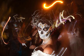 Day of the Dead (Dia de los Muertos), a Mexican holiday, is celebrated for remembering and honouring those who have passed away. It takes place on October 31, November 1 and 2.