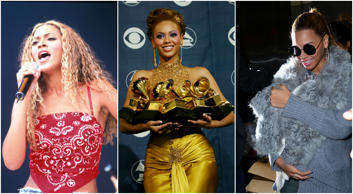 A look at Beyonce's incredible career spanning almost two decades.