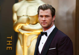 Aussie actor Chris Hemsworth was announced as the Sexiest Man alive of 2014 by People Magazine on the show Jimmy Kimmel Live on Tuesday night. Click through to see his life and career in pictures.