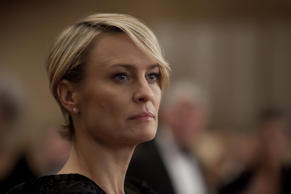 "Robin Wright -- Claire Underwood, ""House of Cards"""