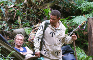 I'm A Celebrity: Craig Charles leaves jungle following his brother's death