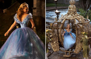 Rejoice Cinderella fans as Walt Disney is bringing the classic fairy tale in live action next year on March 13. The film stars Cate Blanchett, Helena Bonham Carter and Lily James among others. Click on to get a glimpse of the characters and the scenes from the movie.