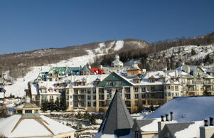 One of the most family-friendly Canadian ski resorts, which is celebrating its 75th anniversary.
