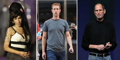 In a recent Q&A with The Telegraph, Facebook founder Mark Zuckerberg revealed why he wore same grey t-shirts everyday. Celebs are personalities in their own right, though a signature look favoured by them becomes a statement that enhances and epitomises who they are. Click through to read why prominent figures favour a certain style statement.