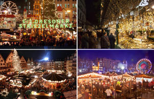 While ordering Christmas gifts online is the new trend, there are still a few Christmas markets in the world that present visitors with a unique and more hands-on shopping experience. These markets are scattered all over the globe, and embody the Christmas spirits. Here's a list of some of the best Christmas markets around the world.