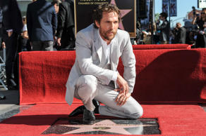The Interstellar actor ended the year's journey in style with a star on the Hollywood Walk of Fame on November 17, 2014 in Los Angeles.