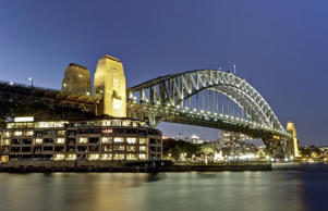 "Despite its nickname ""the coat hanger,"" the bridge has a fond place in all Sydneysiders' hearts."