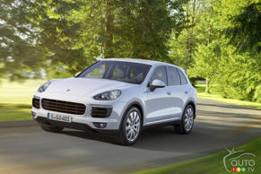 Porsche Cayenne 2015 : photos et critique