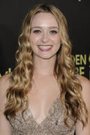 Greer Grammer arrives at the Miss Golden Globe 2015 Revealed In Celebration of the 2015 Award Season  on Thursday, Nov. 20, 2014, in West Hollywood, Calif (Photo by Richard Shotwell/Invision/AP)