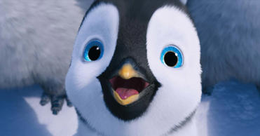 Mumble in 'Happy Feet'