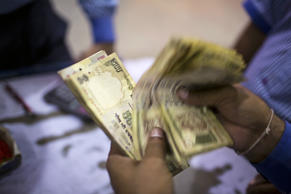 Trillion rupee jump in troubled loans in India alarms Fitch