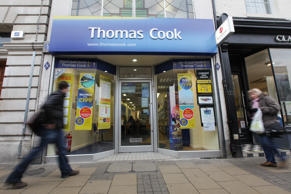 During Harriet Green's two-year tenure, Thomas Cook was transformed from failing tour operator to solid company.