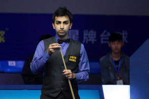 Pankaj Advani in world snooker knockouts