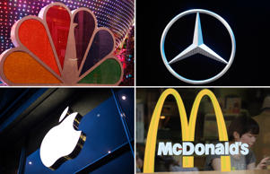 Every logo tells a story. Let's take a look at some famous logos and the stories behind their inception.