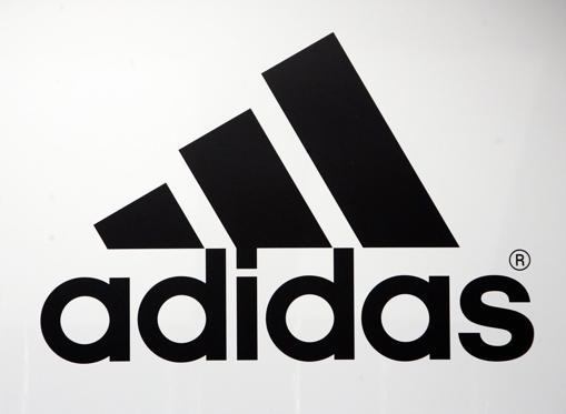 The Adidas logo looks like a mountain that represents the obstacles that people need to overcome.