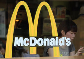 "In the 60's, McDonald's wanted to change the logo but their design consultant and psychologist Louis Cheskin asserted that they stick to the golden arches. According to BBC, he said customers will unconsciously recognize the logo as ""symbolism of a pair of nourishing breasts."""