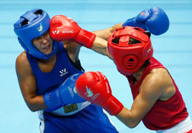 Sarjubala, Saweety reach World Boxing Championships finals