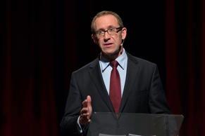 Labour Party leader candidate Andrew Little