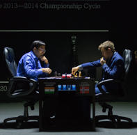 Carlsen beats Anand to retain title