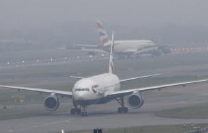 BA plane makes second unplanned landing in three days