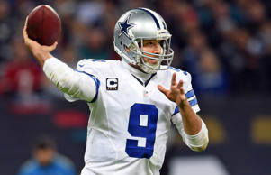 Dallas Cowboys quarterback Tony Romo passes the ball in this file photo from Nov. 9.