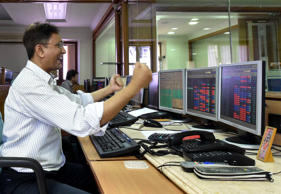 Nifty hits 8500 for the first time