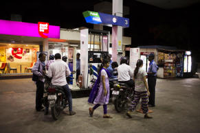 Petrol may fall below Rs 60/litre
