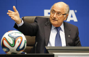 Fifa facing Serious Fraud Office probe over World Cup bidding