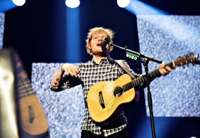 Ed Sheeran anuncia datas de shows no Brasil