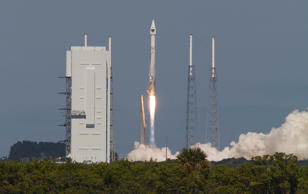 Atlas V rocket by United Launch Alliance
