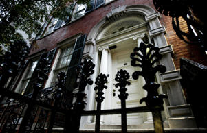 The Merchant's House Museum on East Fourth St in East Village is one of Manhattan's best known haunted houses.