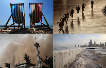 2014's wildest weather